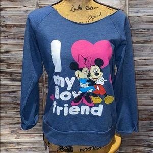 Disney Sweatshirt.     H79